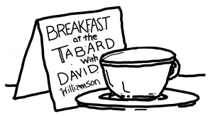 Breakfast at the Tabard